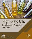 High Oleic Oils Book