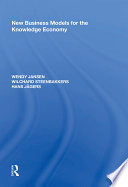 New Business Models for the Knowledge Economy Book