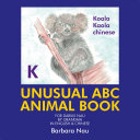 Unusual ABC Animal Book