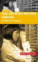 Pdf Les services secrets chinois Telecharger
