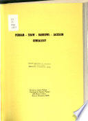 Perham, Shaw, Barrows, Jackson genealogy