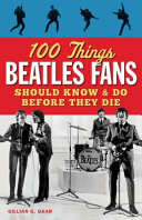 Pdf 100 Things Beatles Fans Should Know and Do Before They Die