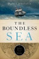 Pdf The Boundless Sea