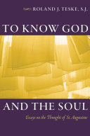 To Know God and the Soul