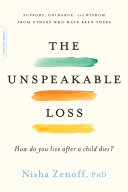 The Unspeakable Loss Book