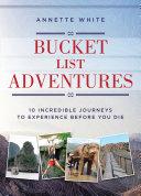 Bucket List Adventures Pdf/ePub eBook