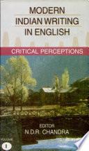 Modern Indian Writing In English