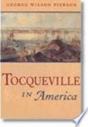 Tocqueville in America