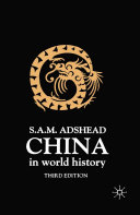 Pdf China in World History, Third Edition Telecharger