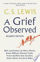 A Grief Observed Readers  Edition Book PDF