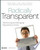Radically Transparent