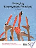 Managing Employment Relations