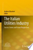 The Italian Utilities Industry