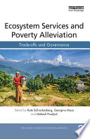 Ecosystem Services and Poverty Alleviation  OPEN ACCESS