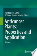 Anticancer plants  Properties and Application