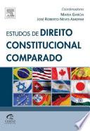 Estudos De Direito Constitucional Comparado
