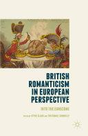 British Romanticism in European Perspective [Pdf/ePub] eBook