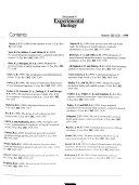Journal of Experimental Biology