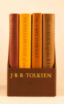 The Hobbit and the Lord of the Rings  Deluxe Pocket Boxed Set Book