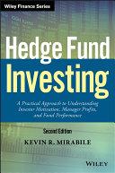 Hedge Fund Investing [Pdf/ePub] eBook