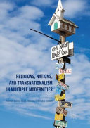 Religions Nations And Transnationalism In Multiple Modernities