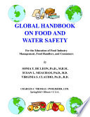 GLOBAL HANDBOOK ON FOOD AND WATER SAFETY