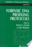 Forensic DNA Profiling Protocols