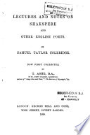 Lecture and Notes on Shakespeare