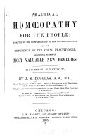 Practical Homoeopathy for the People