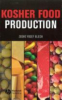 Pdf Kosher Food Production