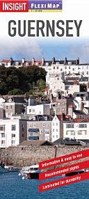 Insight Flexi Map - Guernsey