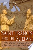 Cover of Saint Francis and the Sultan