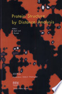 Protein Structure by Distance Analysis
