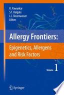 Allergy Frontiers Epigenetics  Allergens and Risk Factors
