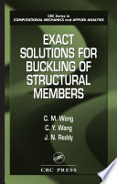 Exact Solutions for Buckling of Structural Members