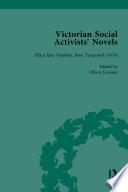 Victorian Social Activists Novels Vol 2