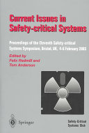 Current Issues in Safety Critical Systems