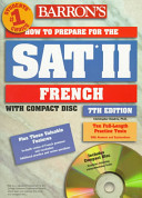 How to Prepare for SAT II--French