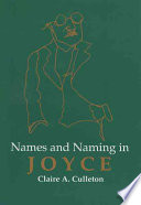 Names and Naming in Joyce