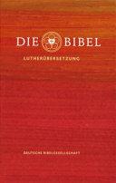 GBS Die Bibel: Lutherbibel Revidiert 2017