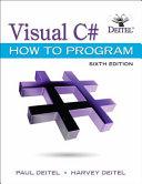 Visual C  How to Program