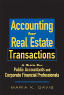 Accounting for Real Estate Transactions