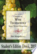 Concepts in Wine Technology  Small Winery Operations