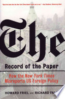 The Record Of The Paper Book PDF