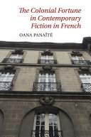 Pdf The Colonial Fortune in Contemporary Fiction in French Telecharger