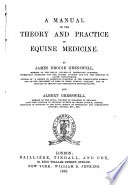 A Manual Of The Theory And Practice Of Equine Medicine Book PDF