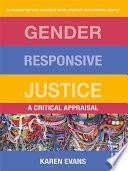 Gender Responsive Justice