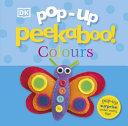 Pop Up Peekaboo  Colours