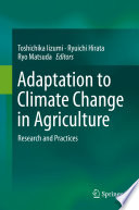 Adaptation to Climate Change in Agriculture Book
