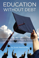 Pdf Education without Debt Telecharger